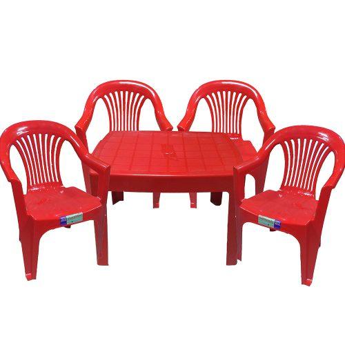 Combo Aquarella Rojo